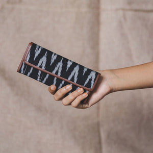 Ikat Wave - Foldaway Eyewear Sunglasses Case
