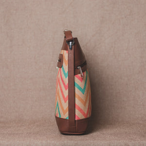 WavBeach Bucket Sling Bag