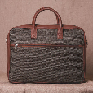Bristel Laptop Bag - Back