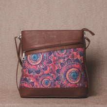 Load image into Gallery viewer, SpaceChakra Bucket Sling Bag