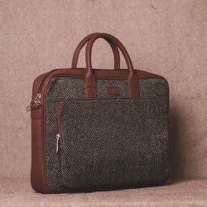 Bristel Laptop Bag - Front