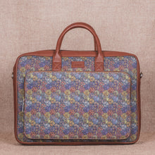 Load image into Gallery viewer, Zouk Multi Crystal Print Laptop Bag