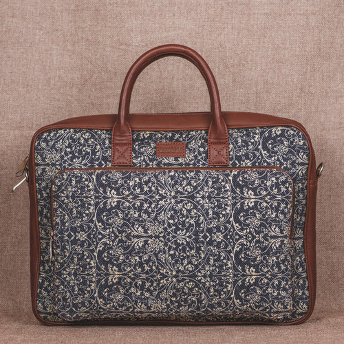 Lattice Lace Laptop Bag