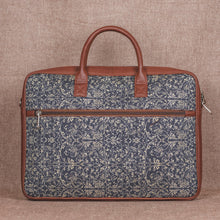 Load image into Gallery viewer, Lattice Lace Laptop Bag - Back