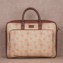 Load image into Gallery viewer, Daisybush - Laptop Bag & Chain Wallet Combo