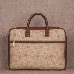 Daisybush Laptop Bag - back
