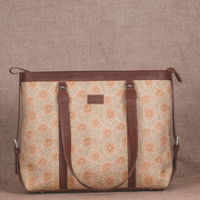 Load image into Gallery viewer, office bags for women - daisybush - front
