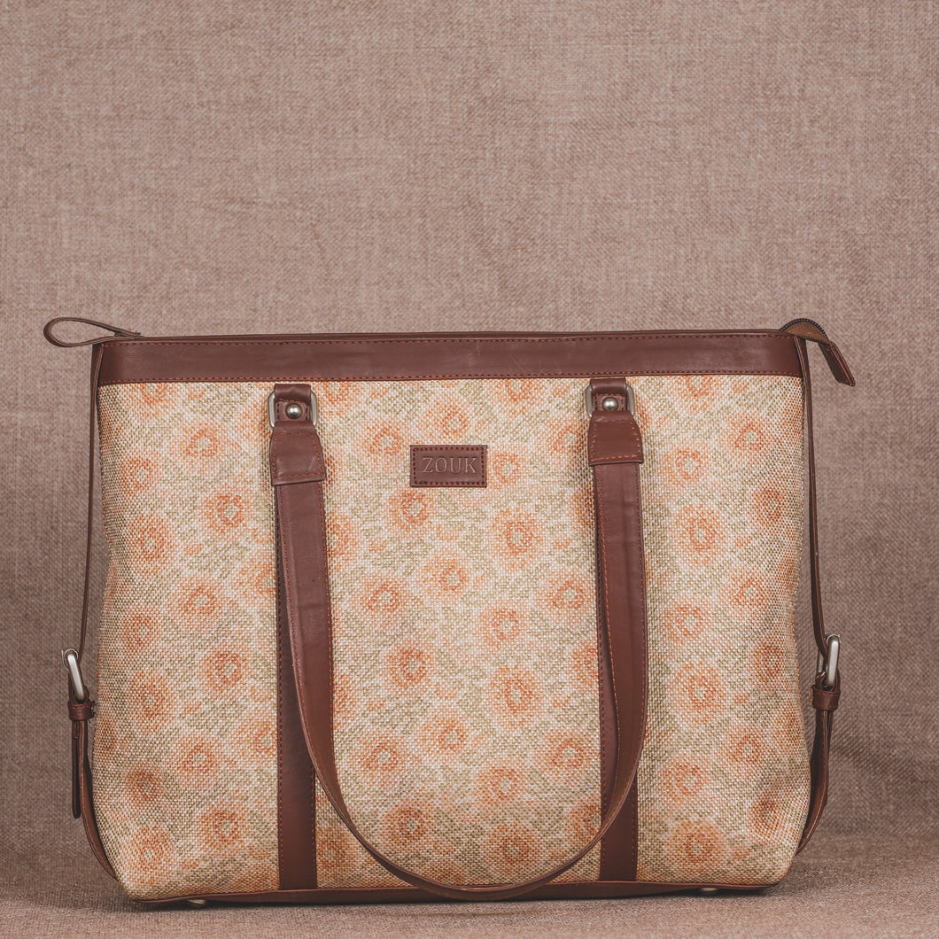 office bags for women - daisybush - front