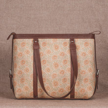 Load image into Gallery viewer, office bags for women - daisybush - back