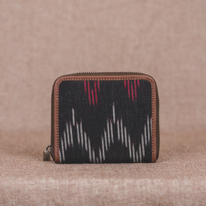 Ikat Black SeaOptics Women's Mini Wallet