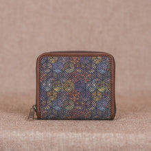 Load image into Gallery viewer, Multi Crystal Print Women's Mini Wallet