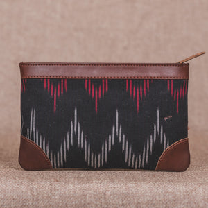 Ikat Black SeaOptics Multipurpose Pouch