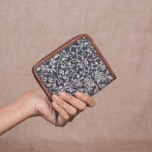 Zouk Women's Wallet - Lattice Lace