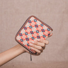 Load image into Gallery viewer, Geometric Crystal Women's Mini Wallet