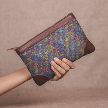 Load image into Gallery viewer, Multi Crystal Print Multipurpose Pouch