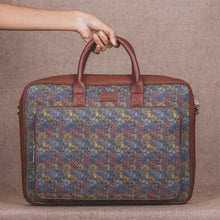 Load image into Gallery viewer, Zouk Multi Crystal Print Laptop Bag - front