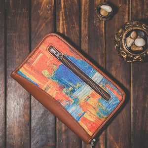 Female Wallet AbstractAmaze Back