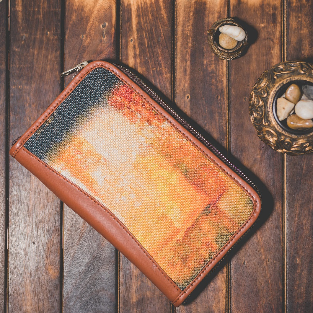 Autumn Chain Wallet