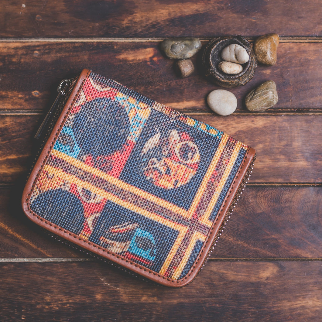 African Art Women's Mini Wallet