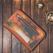 Zouk Autumn Chain Wallet