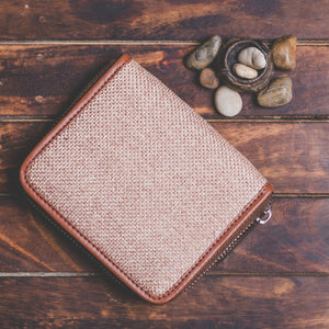 Beige Women's Mini Wallet