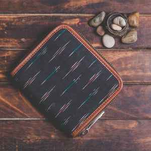 Ikat Multistrip Women's Mini Wallet