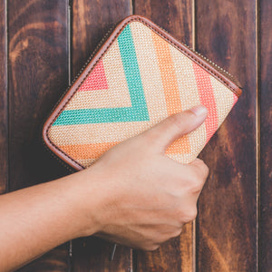 Zouk Women's Wallet - WavBeach