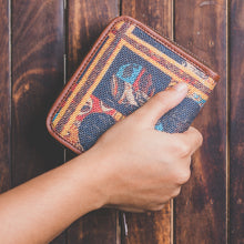 Load image into Gallery viewer, African Art Women's Mini Wallet