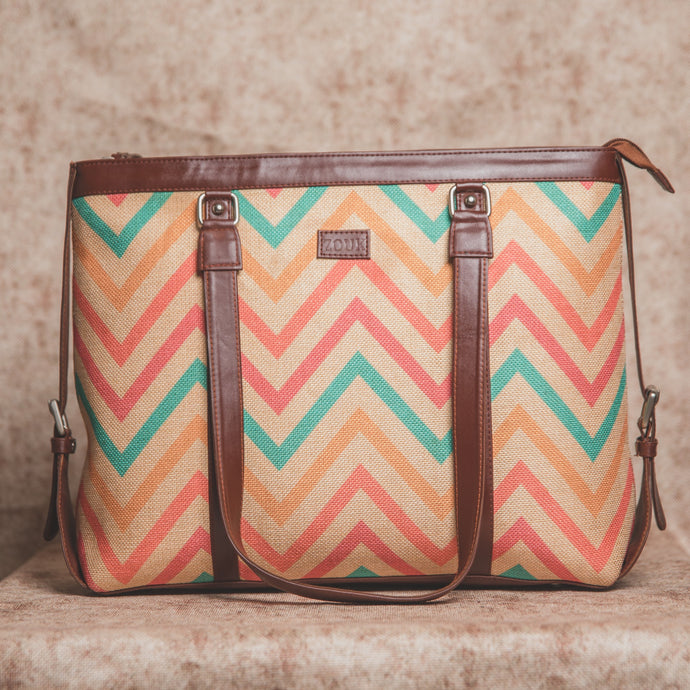 WavBeach College Bag for Girls