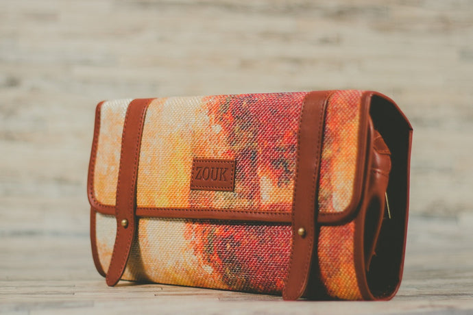 Autumn Travel Pouch