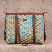 Load image into Gallery viewer, Honeycomb Summer Women's Office Bag