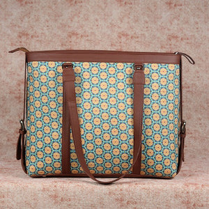 Honeycomb Summer Women's Office Bag