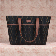 Load image into Gallery viewer, Ikat GreRe Tote Bag