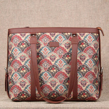 Load image into Gallery viewer, Mughal Art Multicolor Women's Office Bag