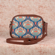Load image into Gallery viewer, Kovil Blue Sling Bag