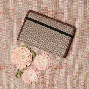 Passport Holder - Beige
