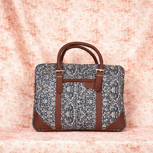 Messenger - Lattice Lace Laptop Bag