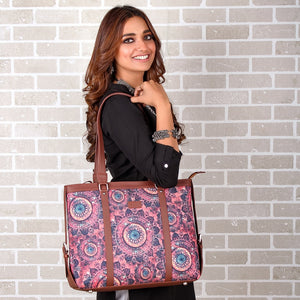 Space Chakra Women's Office Bag