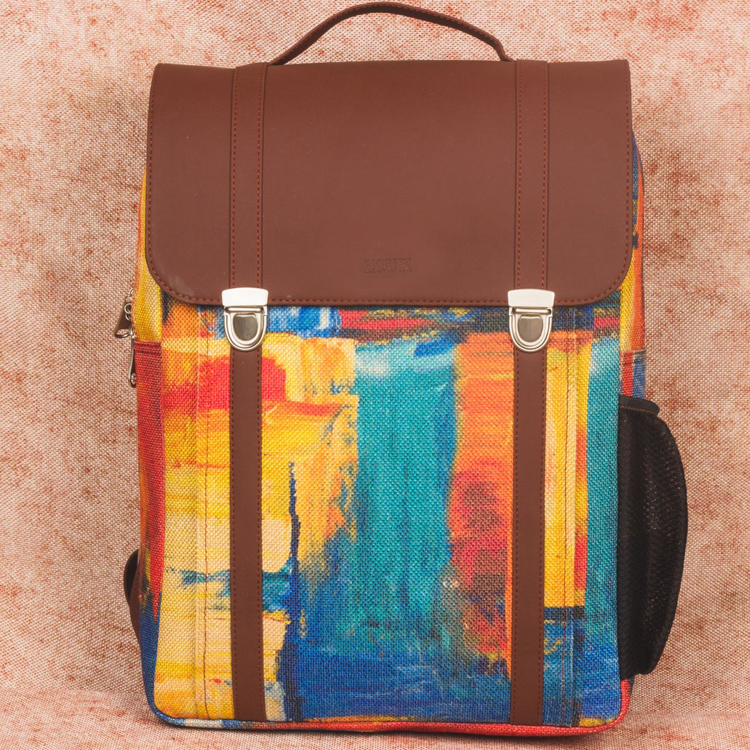 Abstract Amaze Office Backpack