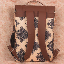 Load image into Gallery viewer, Mughal Motif Office Backpack