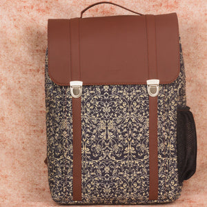 Lattice Lace Office Backpack