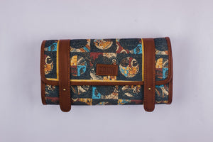 African Art Travel Pouch