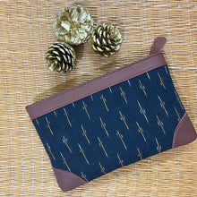 Load image into Gallery viewer, Ikat GreRe Multipurpose Pouch