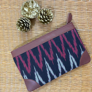 Ikat Maro Wave Multipurpose Pouch