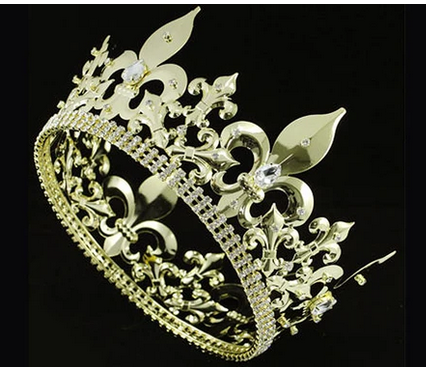 Kent  Crown - Gold or Silver