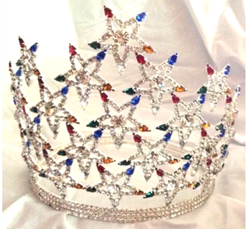 CUSTOM Eastern Star Tiara