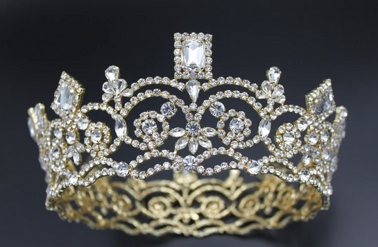 The Grace Crown - Gold or Silver