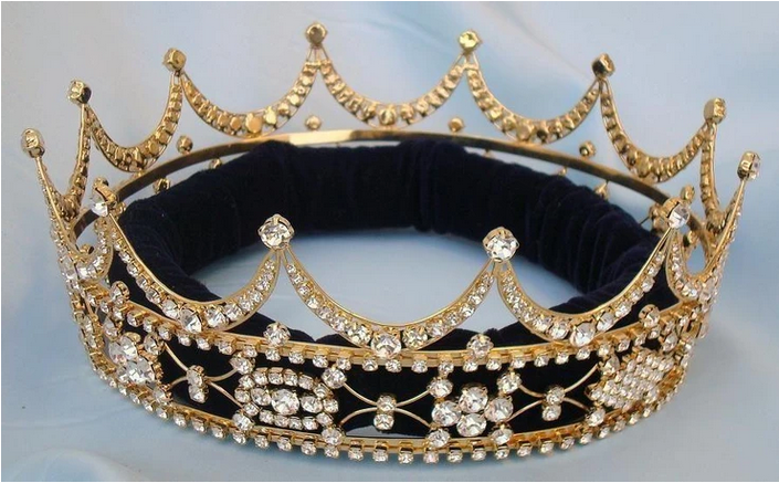 Tudor Royal Crown - Gold or Silver