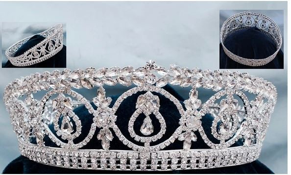 Carlisle Crown - Gold or Silver