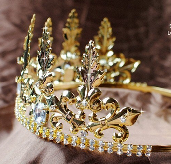 Kings Adjustable Crown